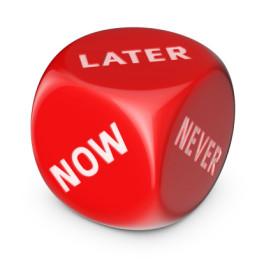 Avoiding Procrastination
